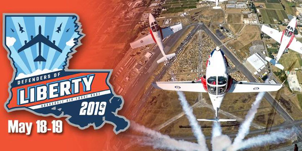 Big crowds expected for 'Defenders of Liberty' air show at BAFB