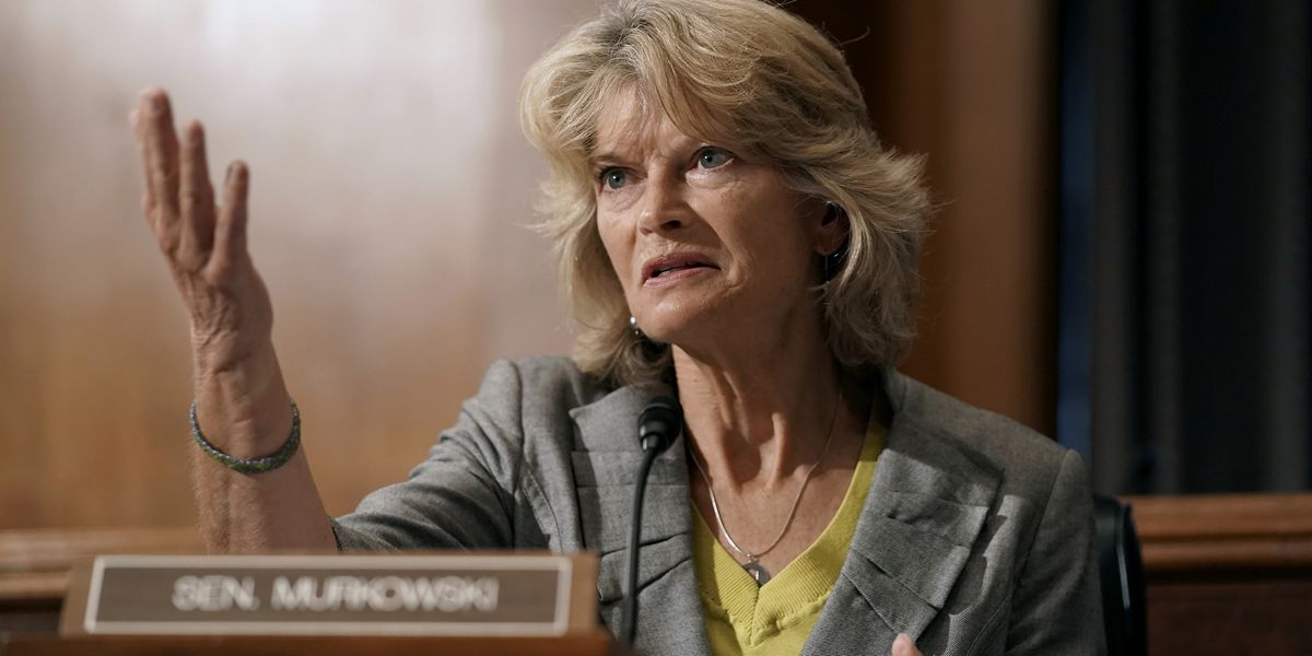 GOP Sen. Murkowski says she doesn't support taking up SCOTUS nomination so close to election