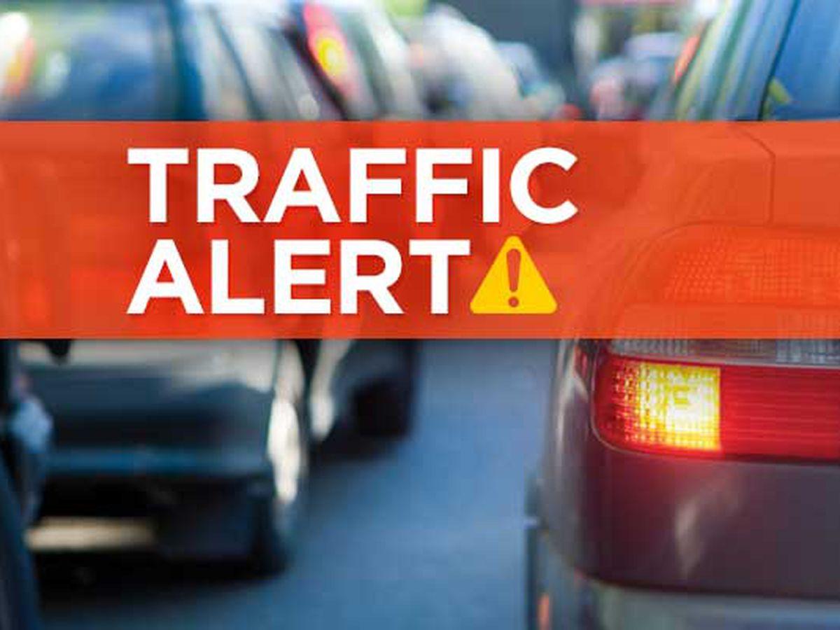 I-20 traffic to shut down following 18-wheeler accident
