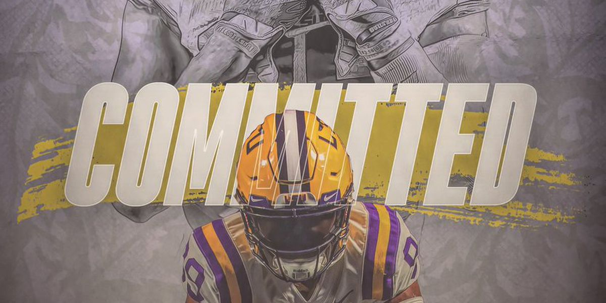 LSU lands commitment from defensive tackle in Alabama