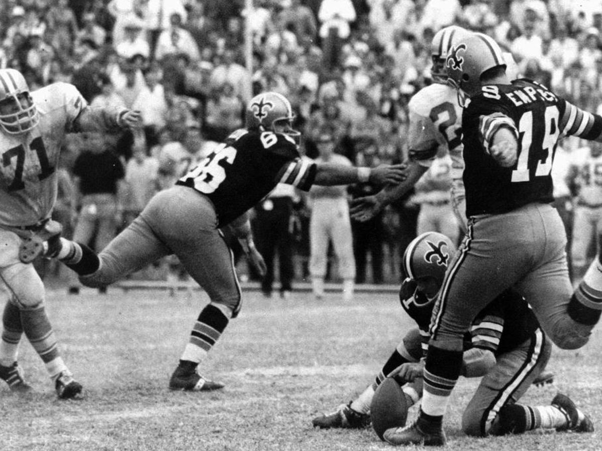 History-making Saints kicker Tom Dempsey dies from coronavirus crisis, report says