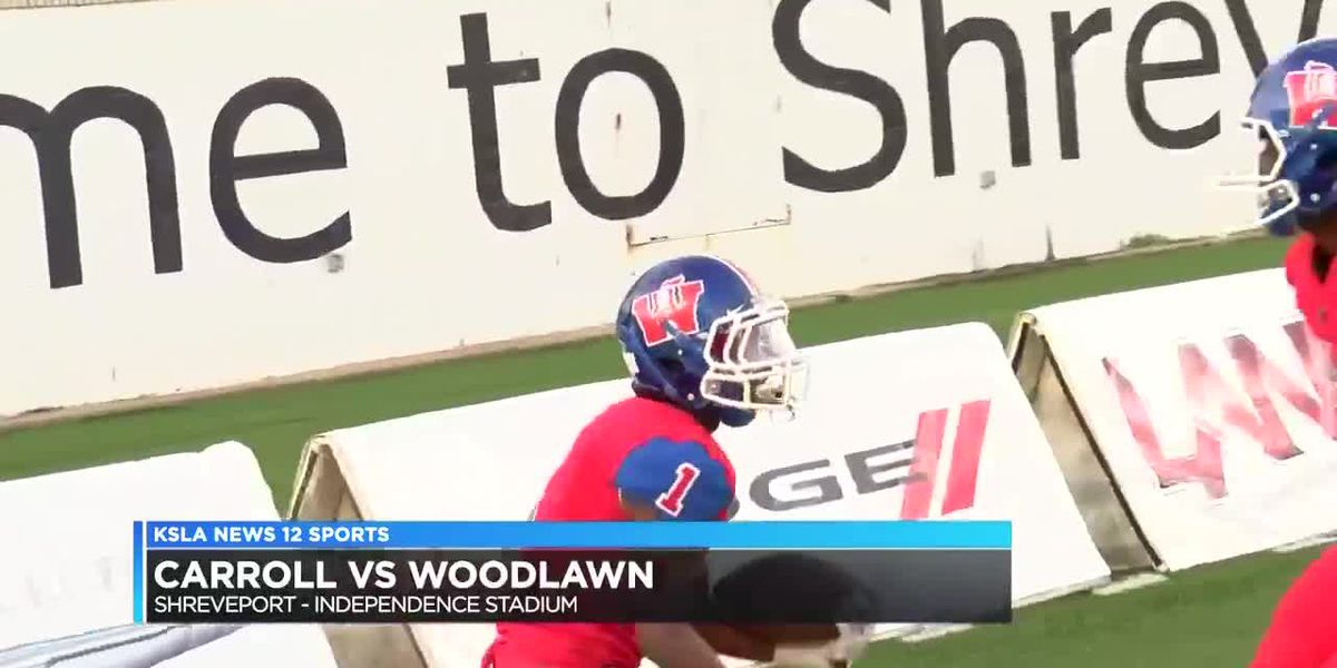 Carroll VS Woodlawn