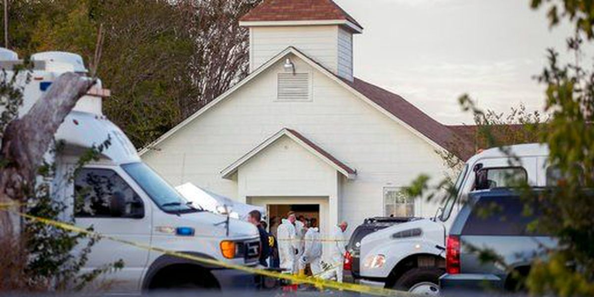 Shreveport pastor responds following deadly TX church shooting