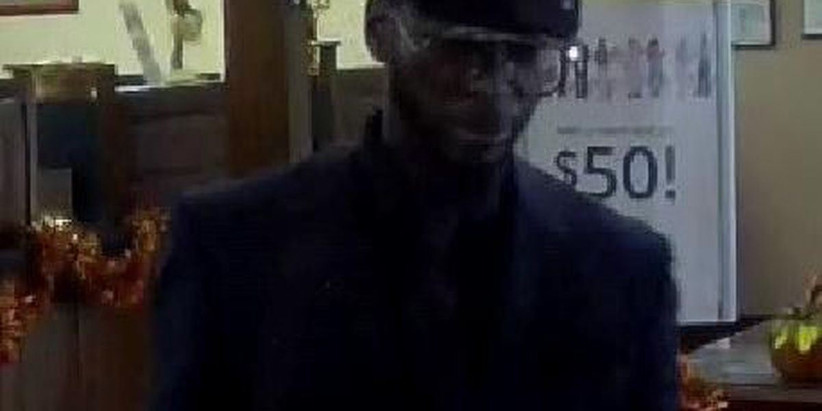 Man arrested in NWLA accused of New Orleans bank robbery