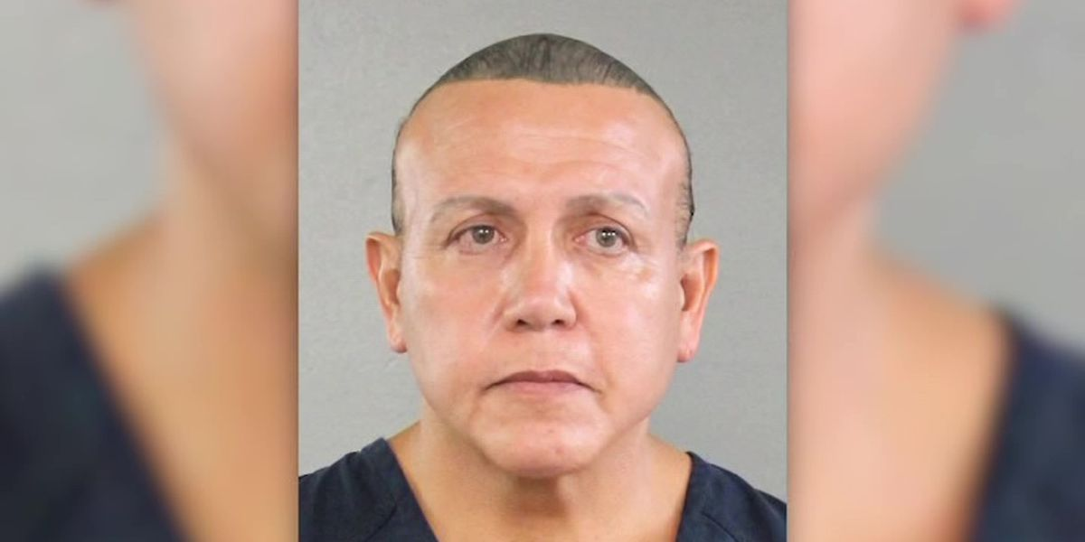 Judge sentences man who sent pipe bombs to Democrats, CNN to 20 years