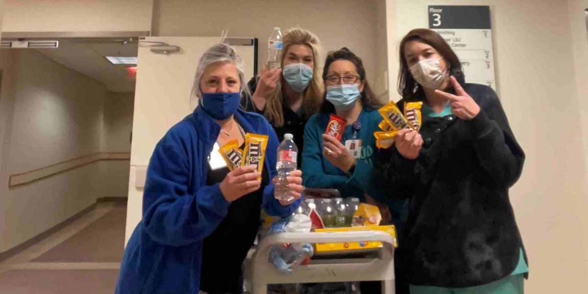 Northwest Louisiana hospitals recount wintry week, thankful for community support