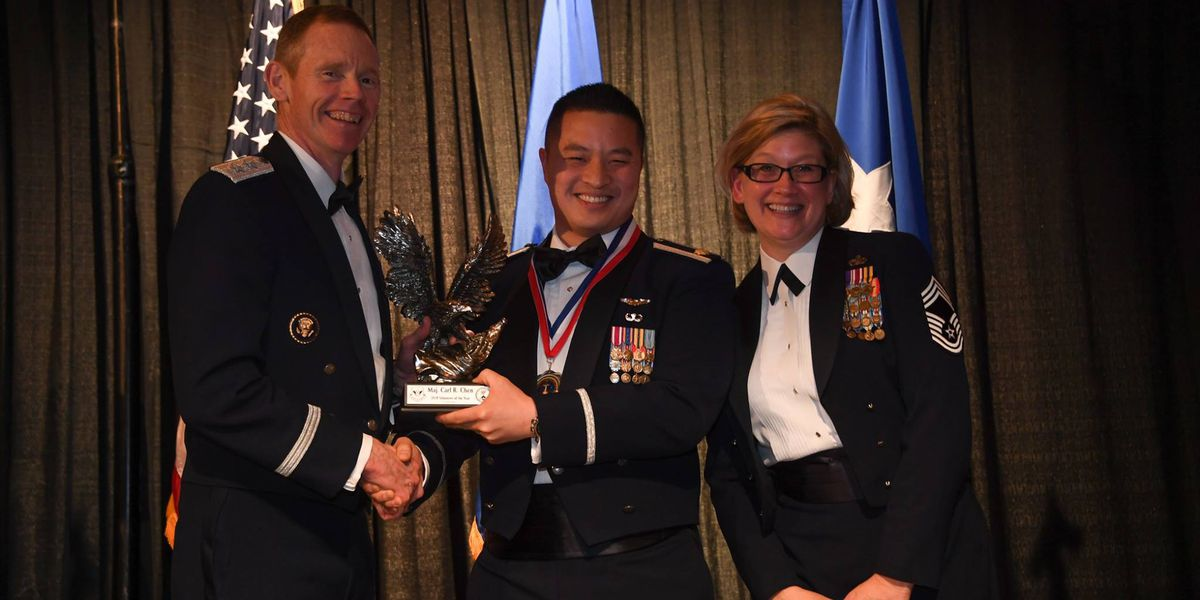 Service to country & community: Barksdale airman goes above and beyond