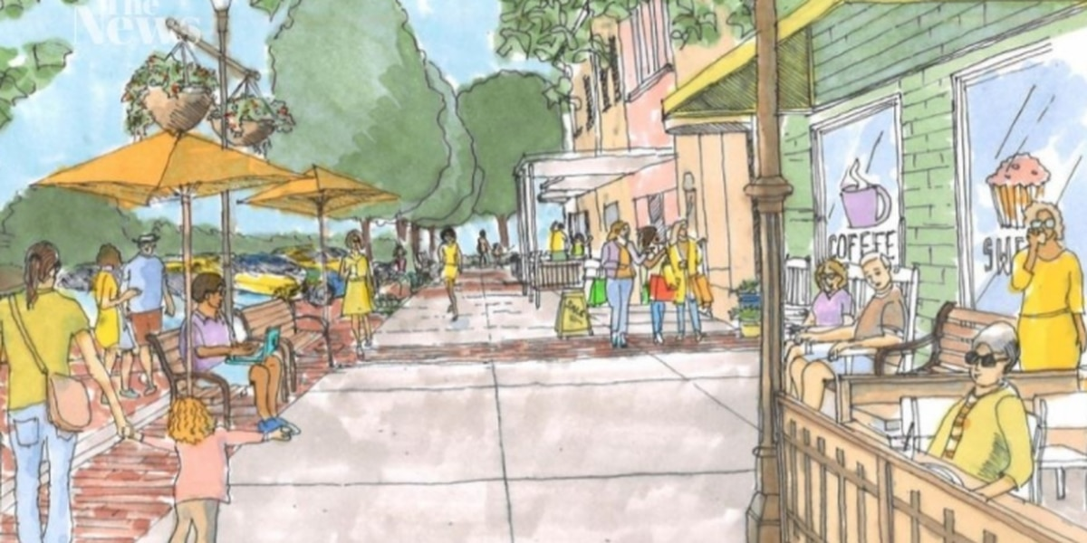 Marshall to begin long-anticipated downtown redevelopment project
