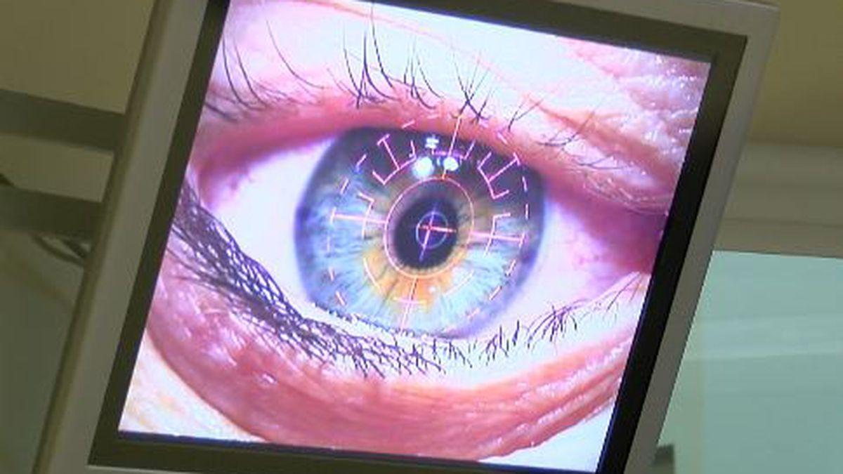 KSLA Morning Anchor Adria Goins undergoes successful eye surgery
