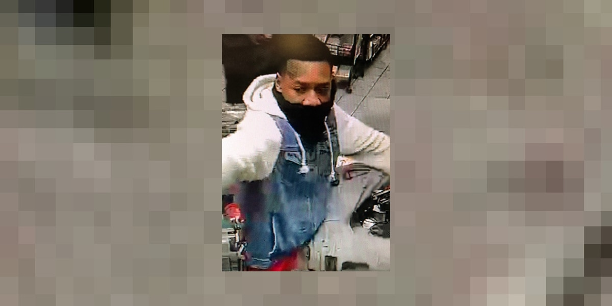 SPD releases image of armed robbery suspect