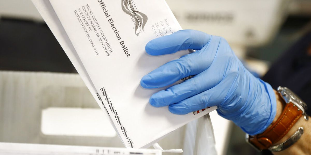Will absentee ballots delay La. election results?