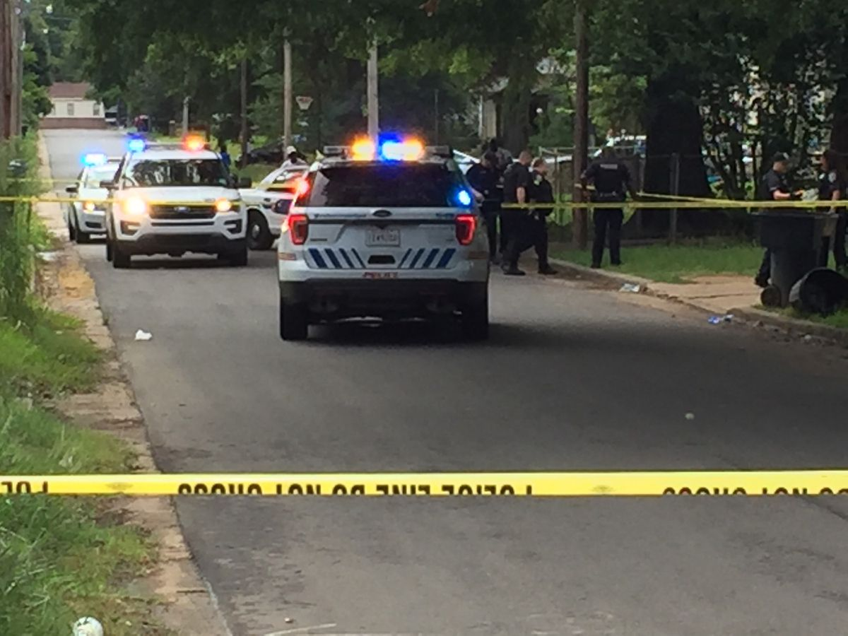Man dies following shooting, police searching for possible gunmen