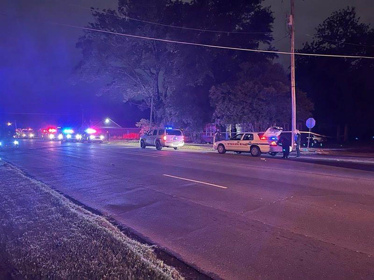 SPD investigating fatal shooting in Caddo Heights neighborhood