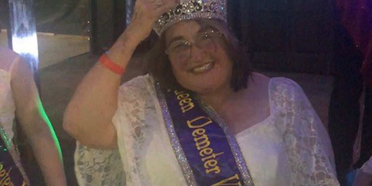 Krewe of Demeter celebrates Vegas style for coronation
