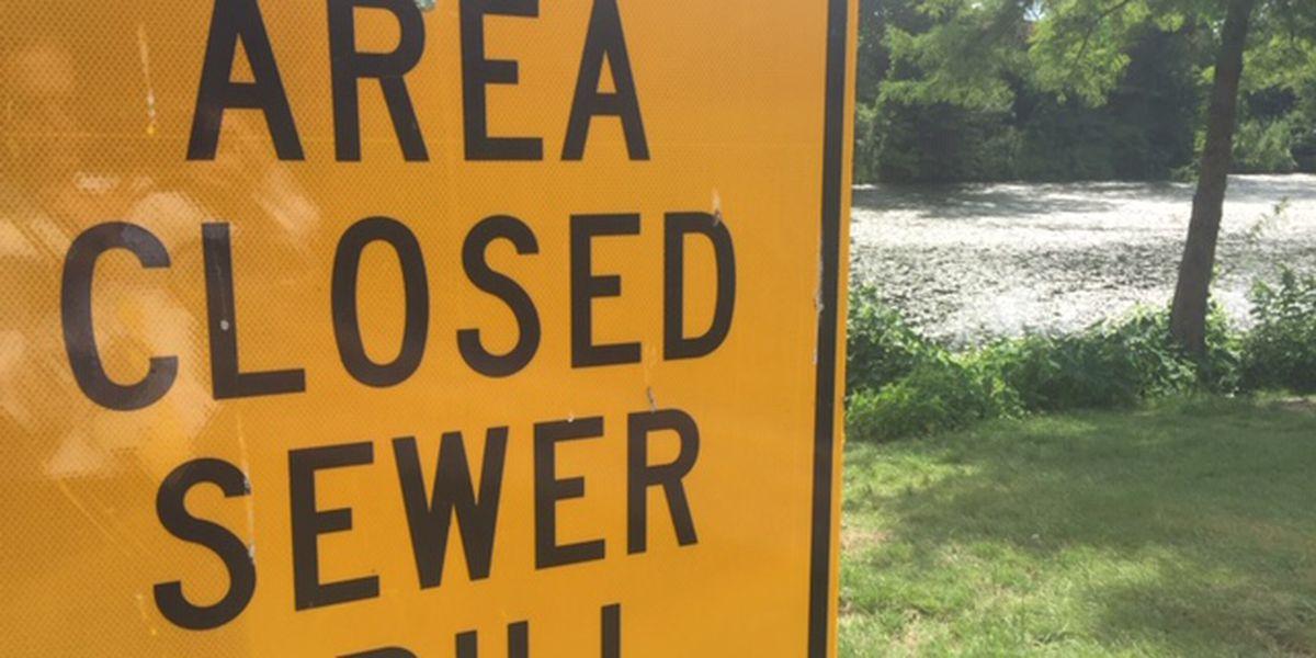 Raw sewage spills into Shreveport's iconic duck pond