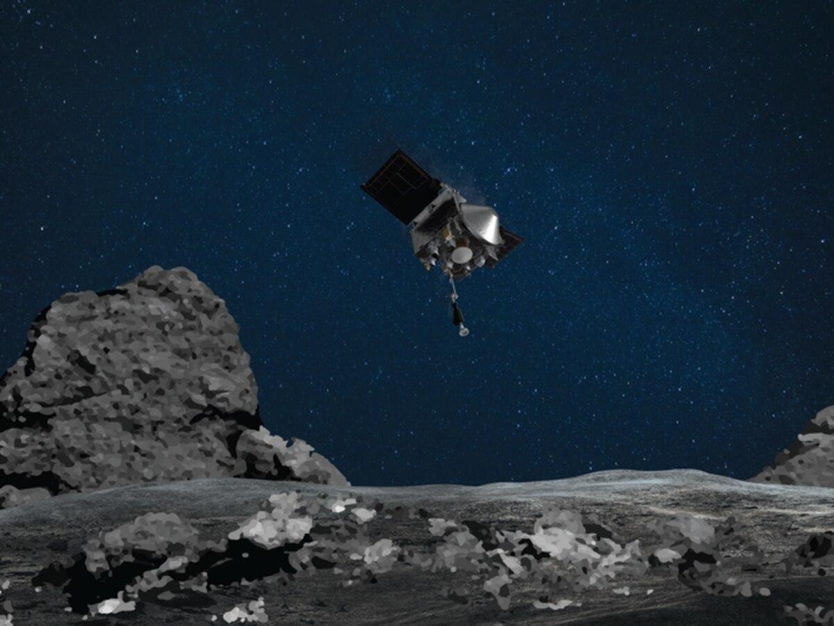 NASA's OSIRIS-REx to land on Bennu asteroid and collect sample, Tuesday