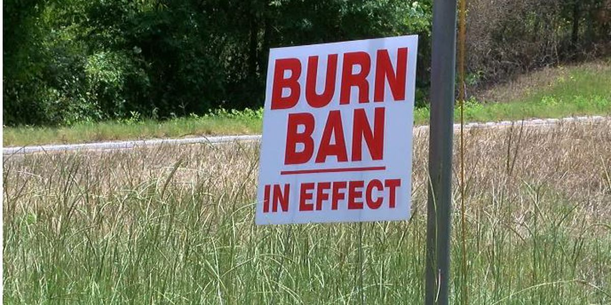Bowie County placed under burn ban