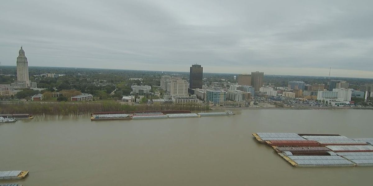 La. to receive $85M to deepen lower Mississippi River to 50 feet