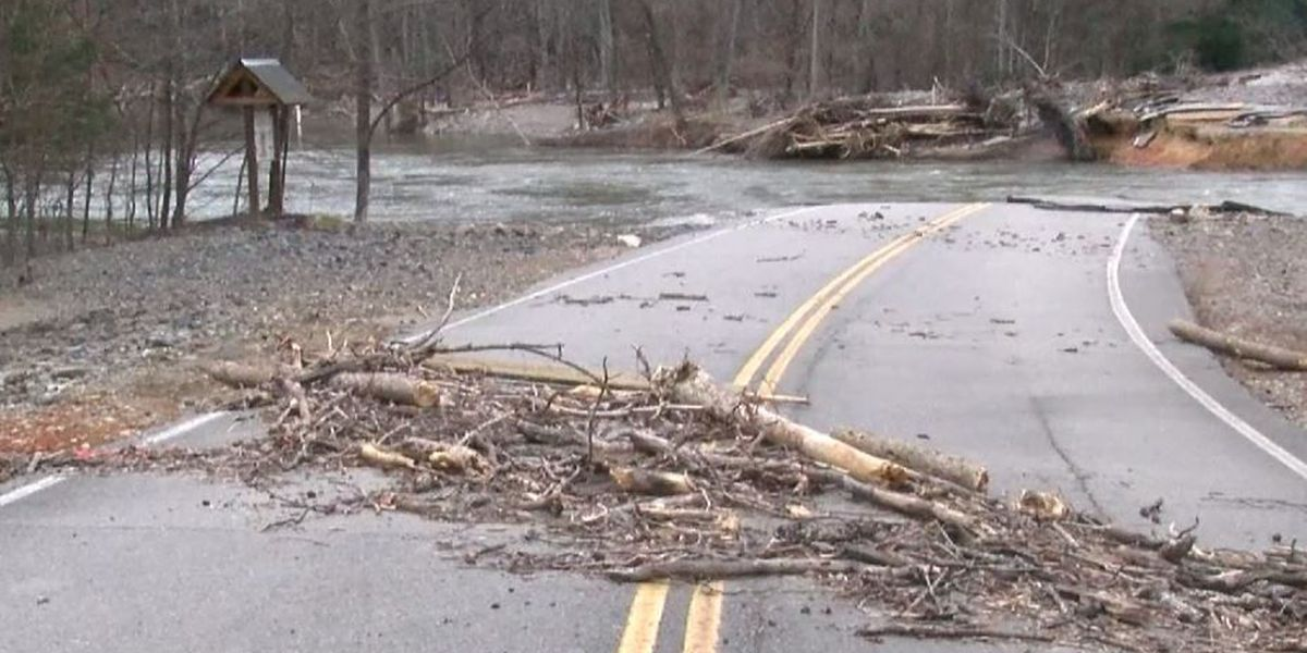 Flooding at Beavers Bend State Park delays reopening