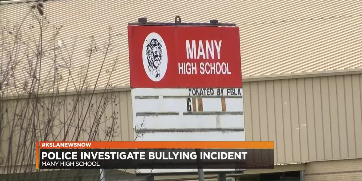 Investigation launched after alleged sexual assault of Many High School student