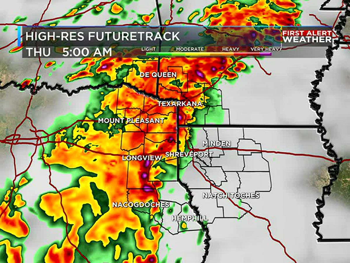 First Alert: Overnight severe weather risk has been lowered slightly