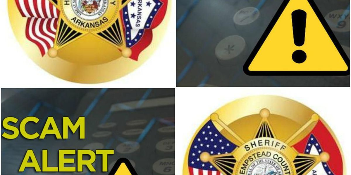 SWAR sheriff's office alerts residents to 2 tax-related scams