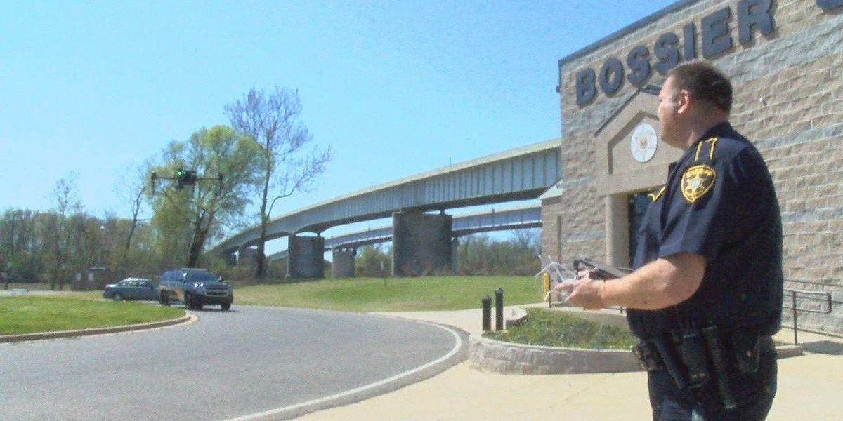 5 drones help Bossier deputies find suspects, missing people