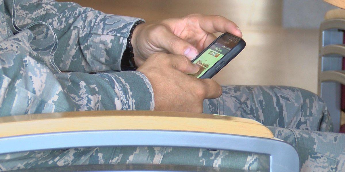 KSLA Salutes: Barksdale AFB adds mobile app, changes social media initiative