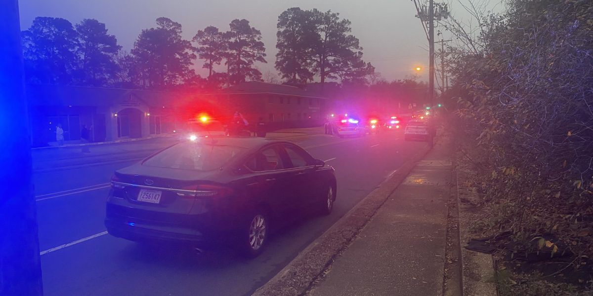 1 person fatally shot on Shreveport's Line Avenue