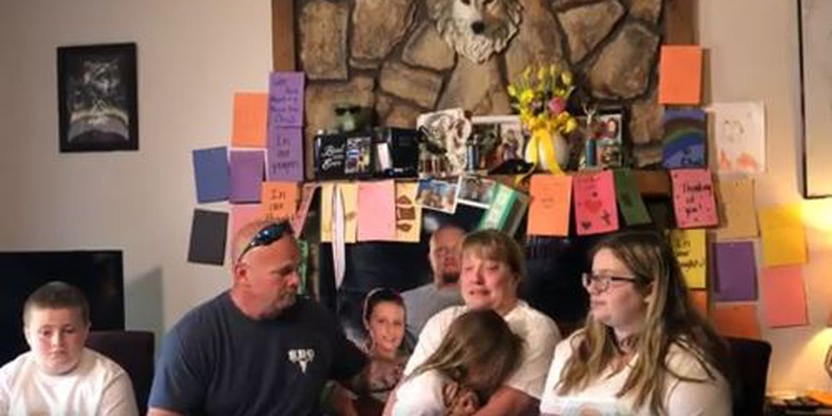 VIDEO: Family of missing lift boat crewman Chaz Morales praying for a miracle; 7 remain missing