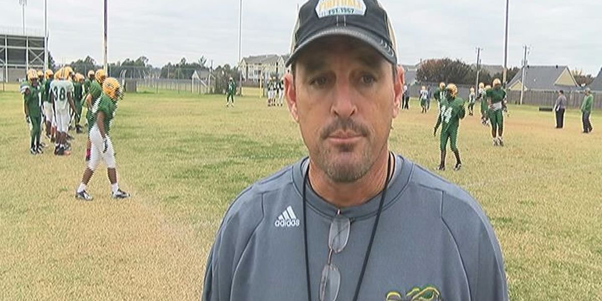 Captain Shreve coach Richard Lary dies of heart attack