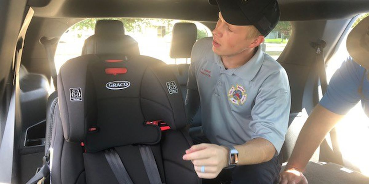 Free car seat fittings to be held in Bossier City