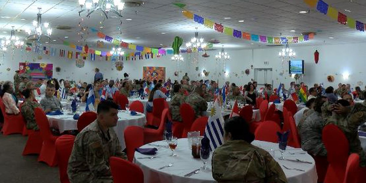 KSLA Salutes: Air Force Hispanic Heritage Luncheon