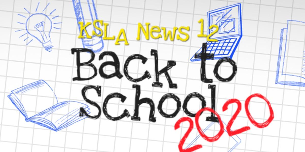 Back-to-school start dates in the ArkLaTex