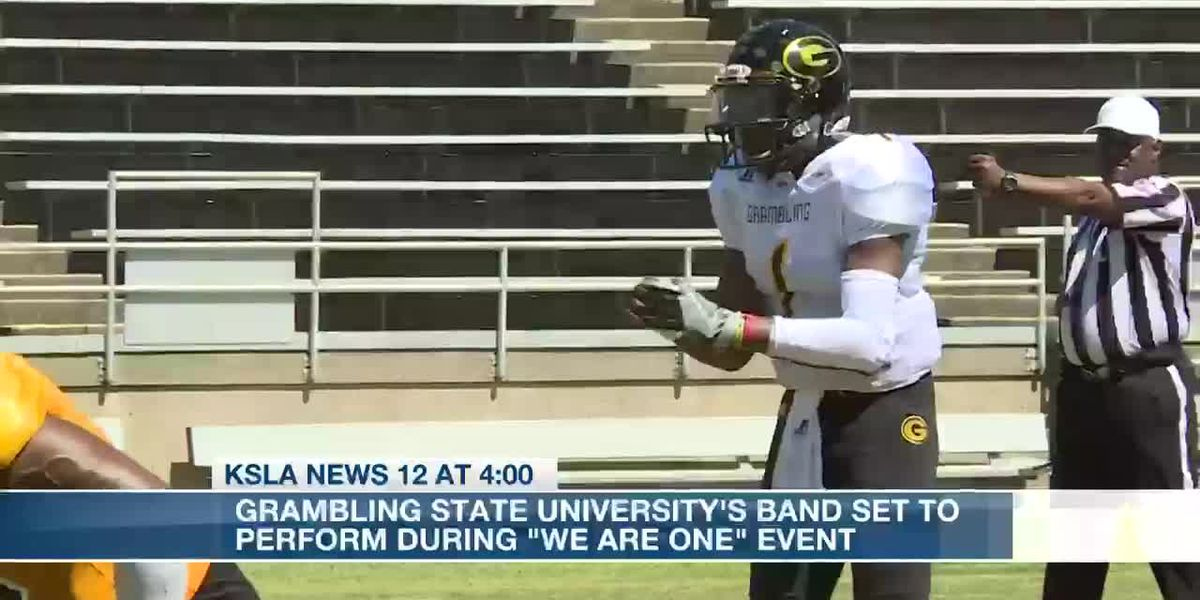 GSU marching band set to perform at 'We are One' event