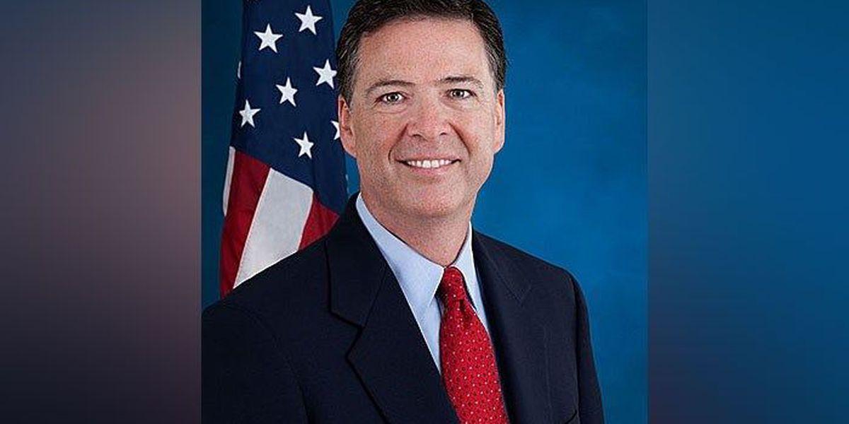 LA congressman comments on dismissal of FBI Director Comey