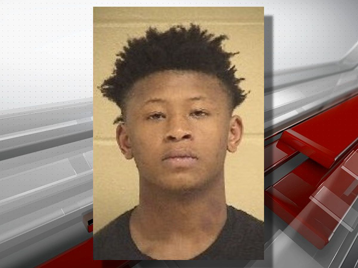19-year-old arrested following persuit with police; stolen car, gun recovered