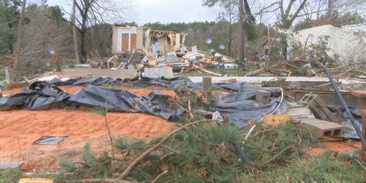 NWS confirms 7 tornadoes across the ArkLaTex