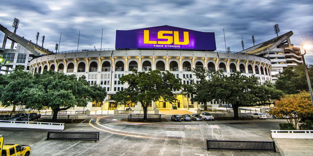 LSU athletic venues getting new HD televisions