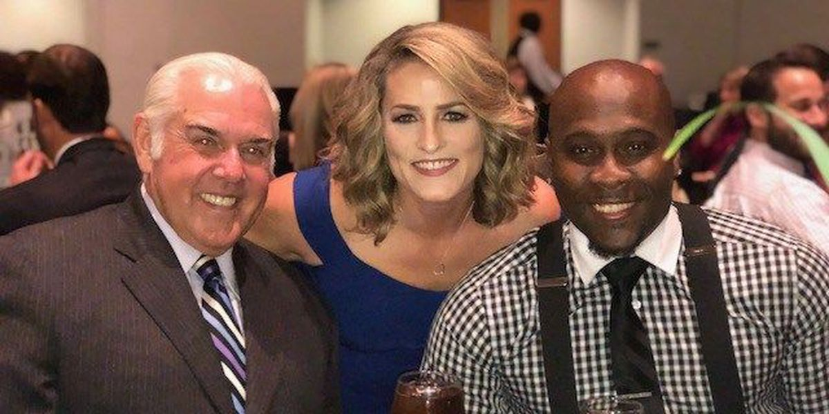 """KSLA News 12's Adria Goins honored during """"40 Under 40"""" event"""