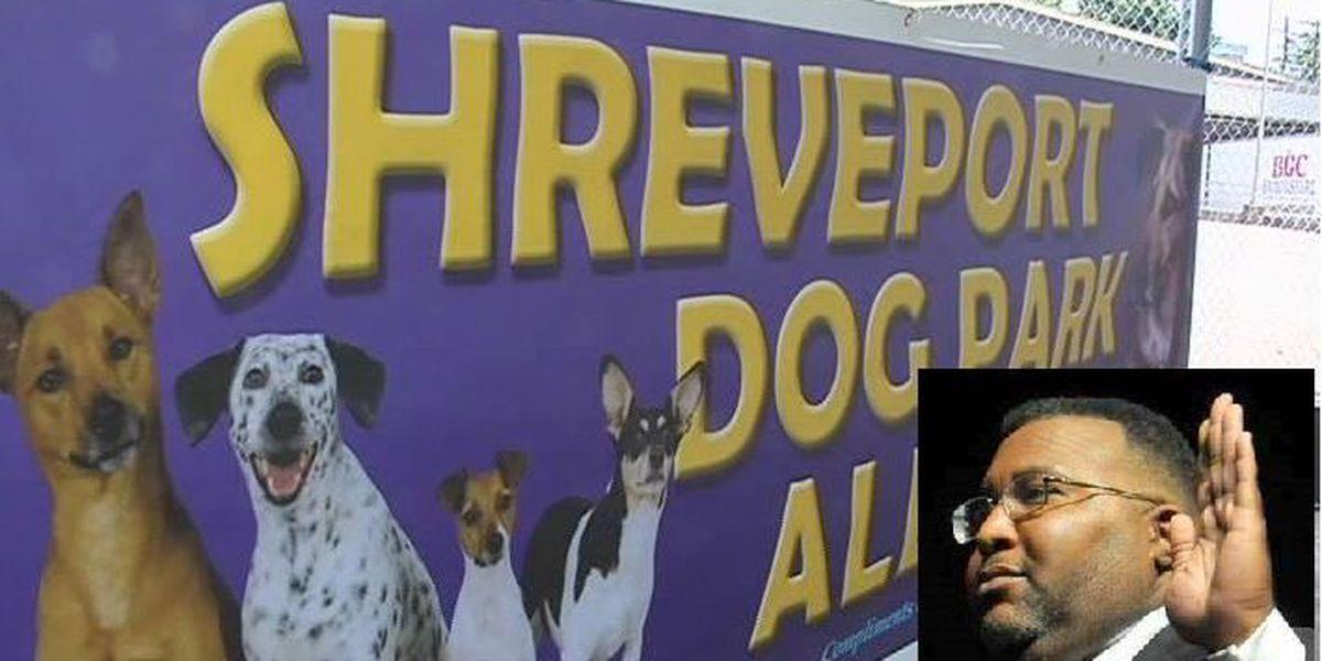 Shreveport dog park saga ends with mayor's signature