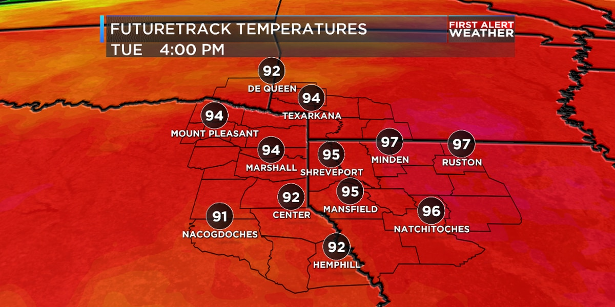 First Alert: Late summer heat hangs on into October