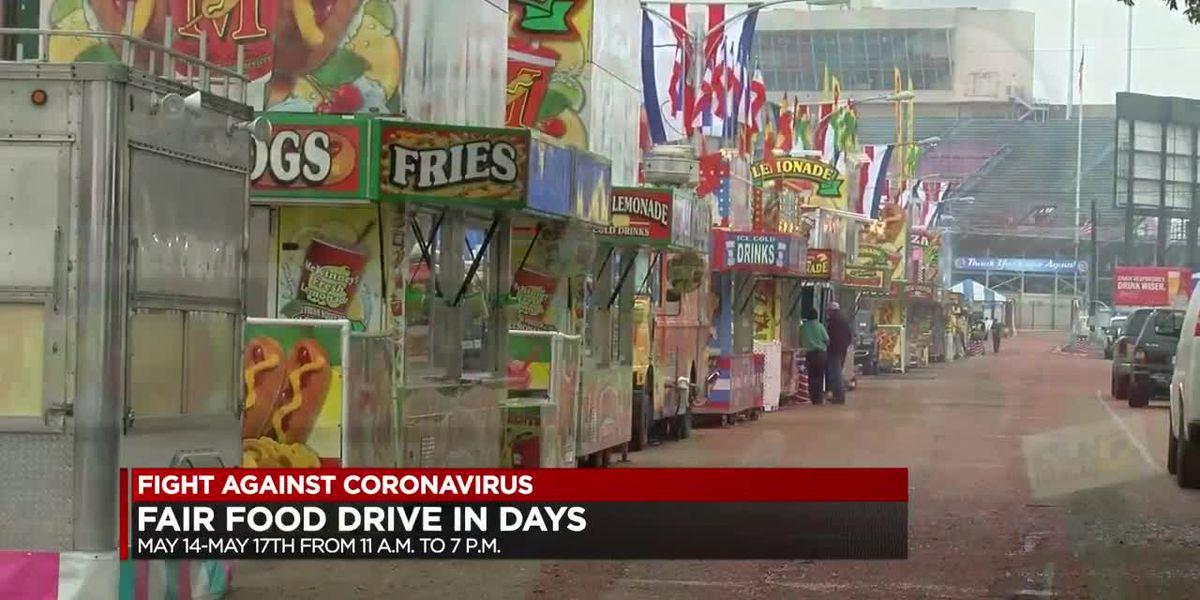 State Fair of Louisiana extends 'Fair Food Drive-In Days'