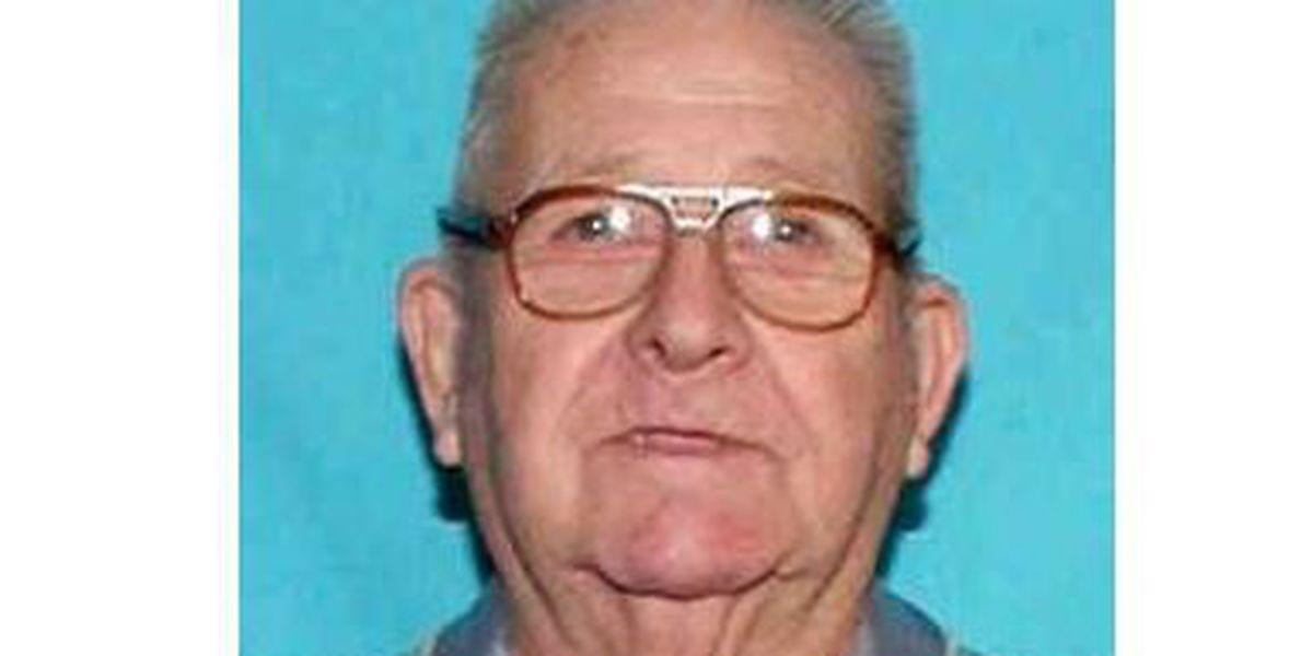 Elderly man with Alzheimer's missing in DeSoto Parish