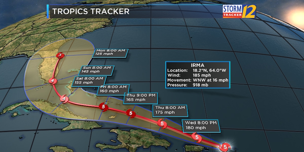 3 tropical systems strengthen in the Atlantic Ocean, Gulf of Mexico