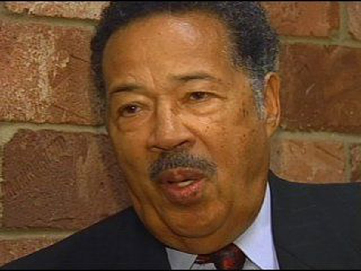 Celebration of life for civil rights pioneer Dr. C.O. Simpkins