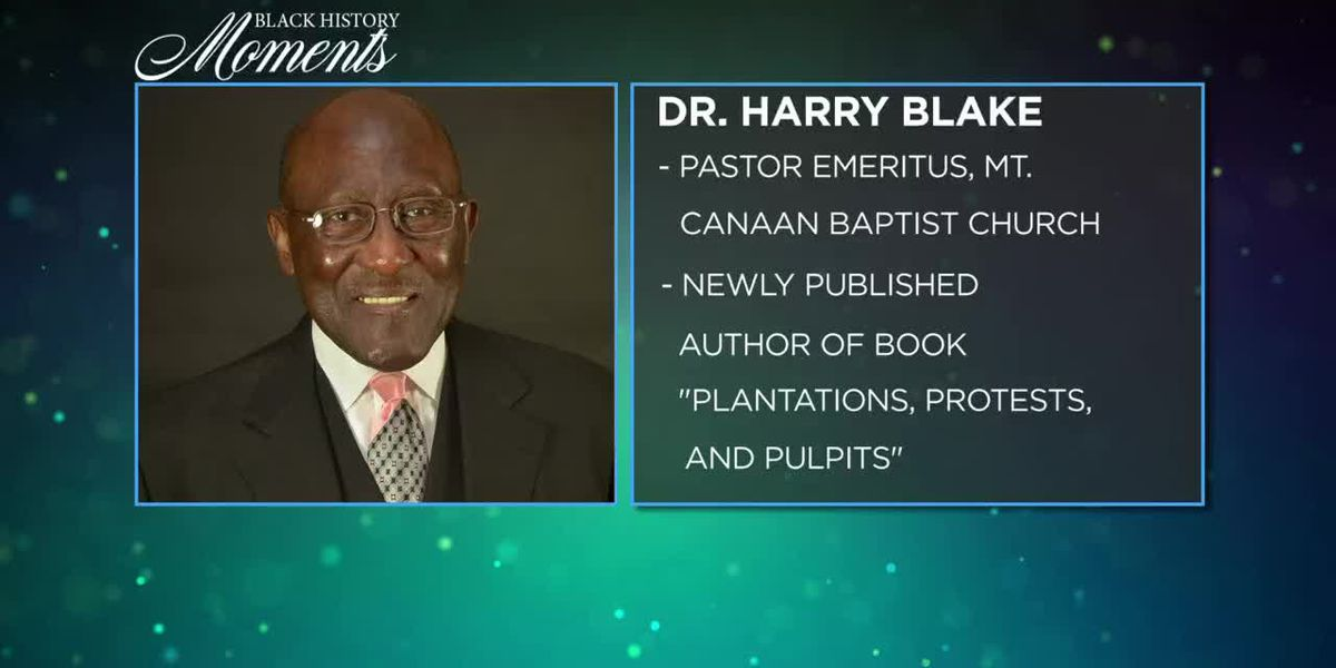 Black History Moments | Dr. Harry Blake