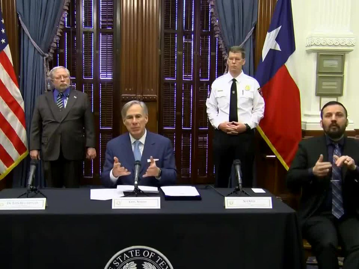 Travel not banned between Louisiana and Texas; travel quarantine expanded from Gov. Abbott