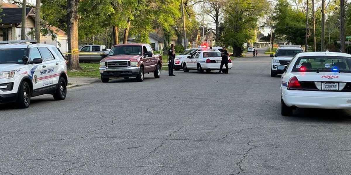 Shreveport police investigate shooting, detain possible suspect