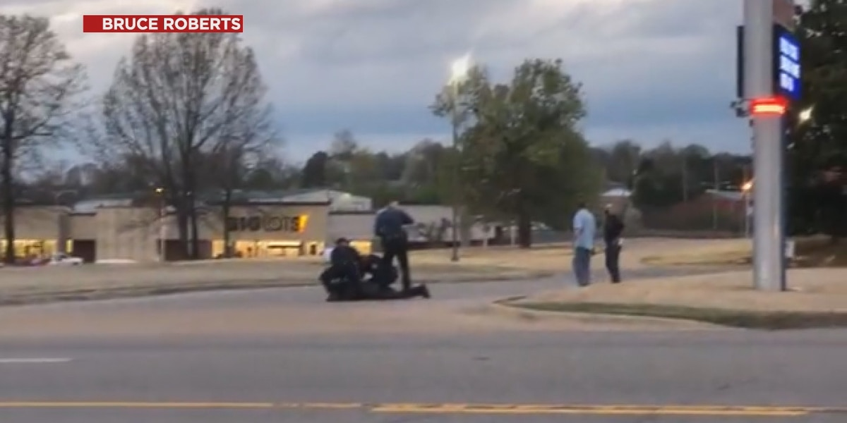 VIDEO: ASP investigating officer-involved shooting caught on camera